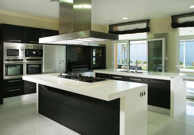 Encimeras de cocina y baño: Silestone – Compac Quarz – LG – Corian ...