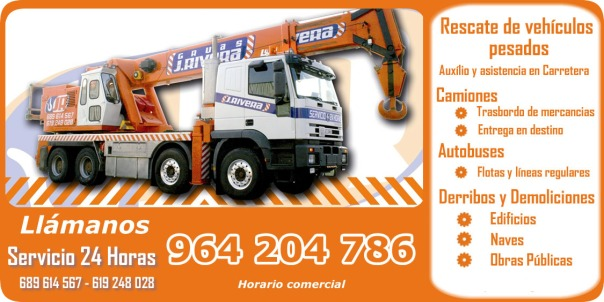 auxilio-carretera-Gruas-rescate-camiones-castellon-valencia-redondo